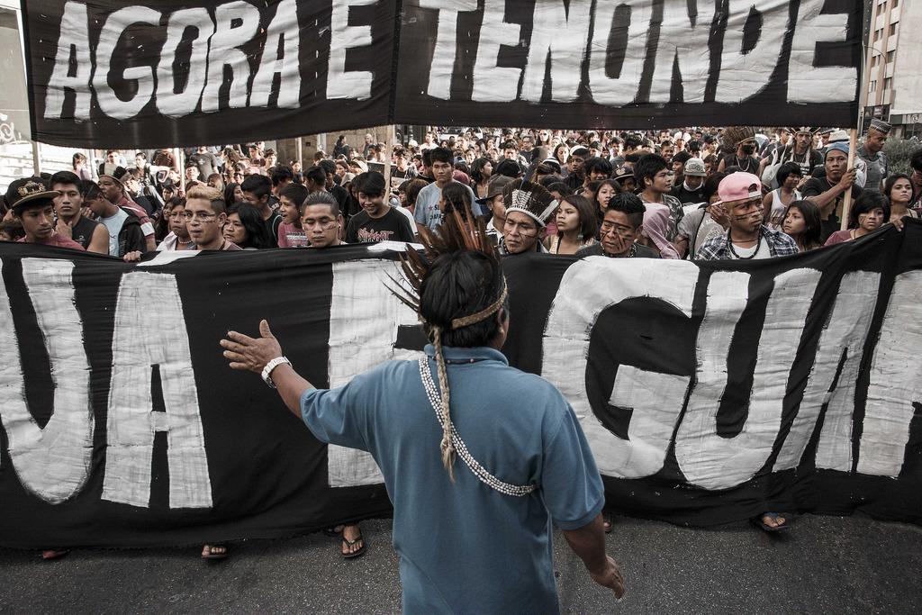Foto: Luiza Mandetta Calagian, 2015.