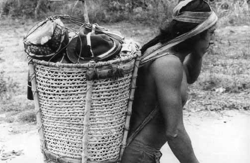 Foto: Nello Ruffaldi – Cimi Norte II, 1983.