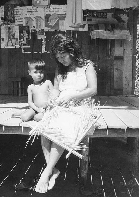 Boca do Acre. Foto: Regina Müller, 1981.