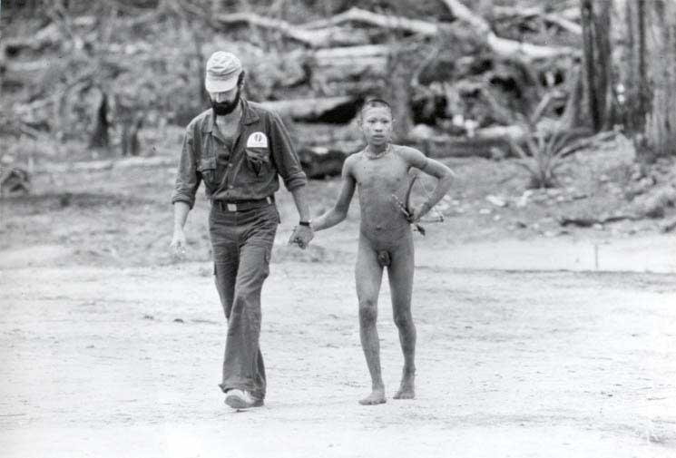 Foto: Carlos Namba, 1981