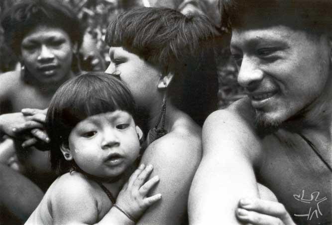 Foto: Eduardo Viveiros de Castro, 1982
