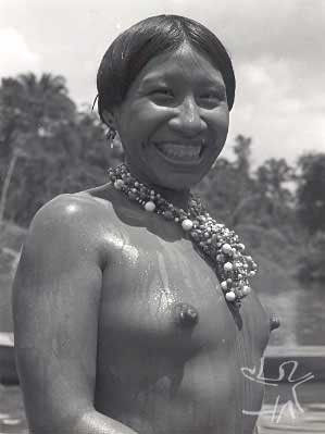 Way of life > Asurini do Xingu
