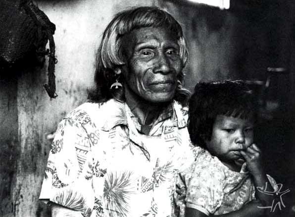 Foto: Sylvia Caiuby Novaes, 1977