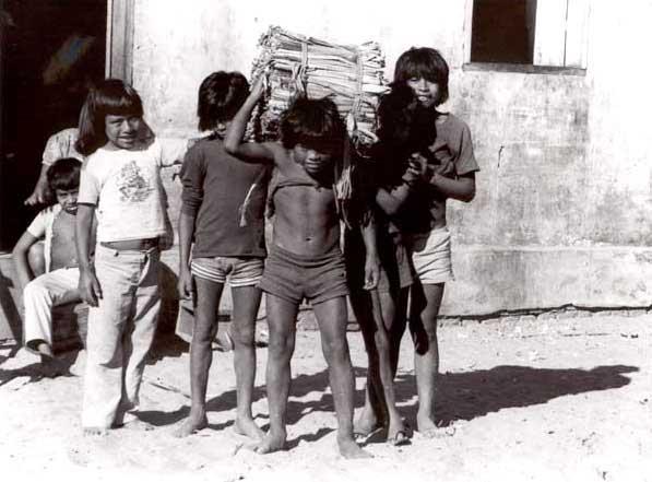 Foto: Sylvia Caiuby Novaes, 1985