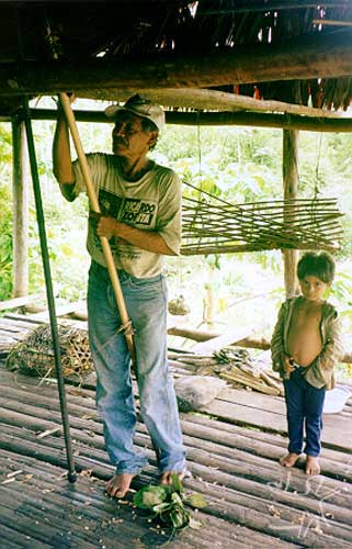 Casa deni. Foto: Rodrigo Padua Rodrigues Chaves, 1999.