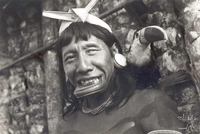 Rondó Suyá. Foto: Jesco, 1959.