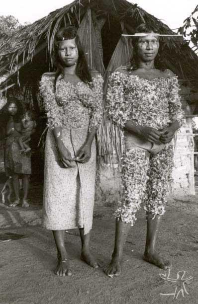 Aldeia Galheiro. Foto: Vincent Carelli, 1983