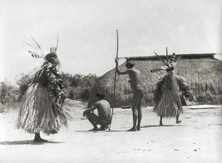 Foto: acervo do Museu do Índio, s/d.