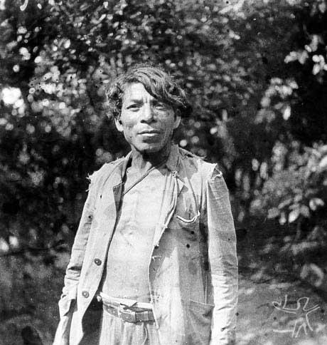 Foto: Curt Nimuendajú, 1939