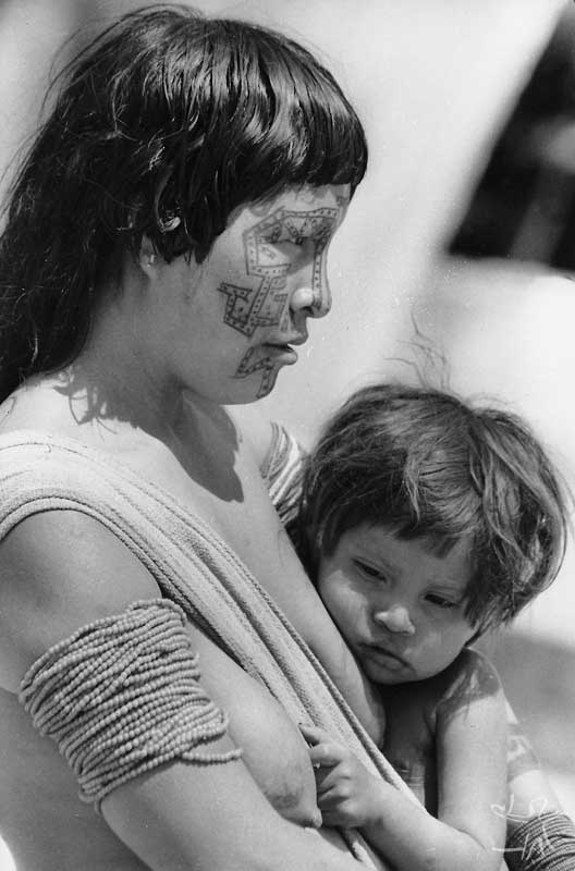 Foto: Acervo ISA, 1969.