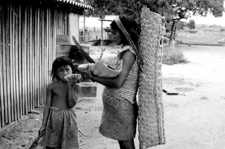 Foto: Denise Fajardo Grupioni, 2001