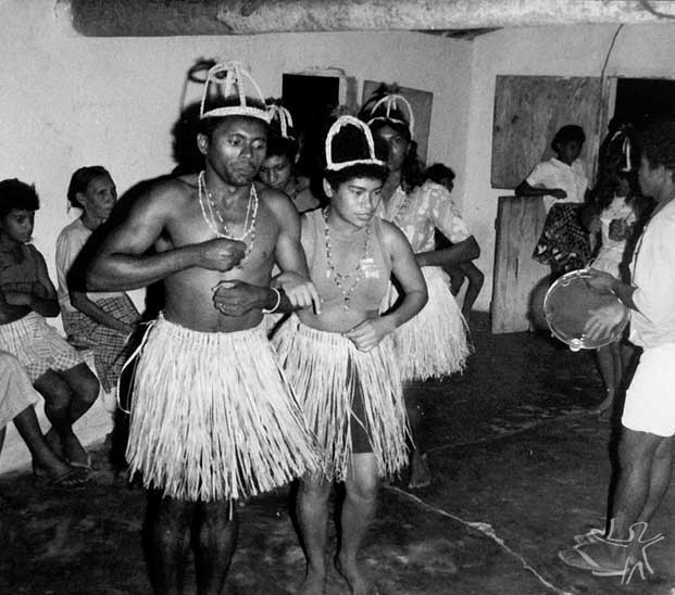 Torem dos tremembé da varjota. Foto: Carlos Guilherme do Valle, 1991