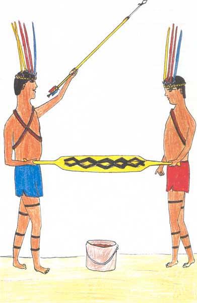 Desenho: Iarymaky, 1999.