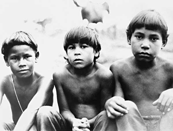 Foto: Curt Nimuendaju, 1937