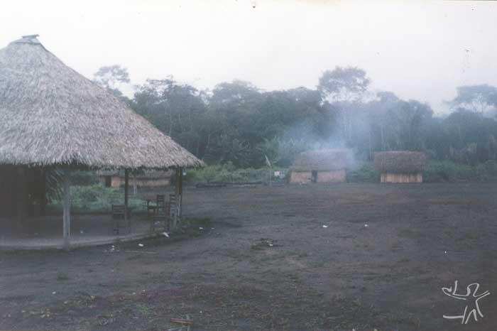 Tukamã village. Photo: Marlinda Melo Patrício, 2000.
