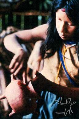 Mulher Yudjá. Foto: Rubens Belluzzo Brando, 1977.