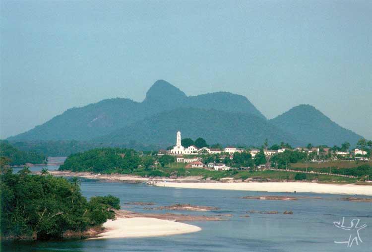 São Gabriel da Cachoeira. Foto: Beto Ricardo, 1998.