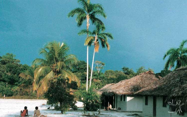 Comunidade de Tucumã-Rupitã. Foto: Beto Ricardo, 2000