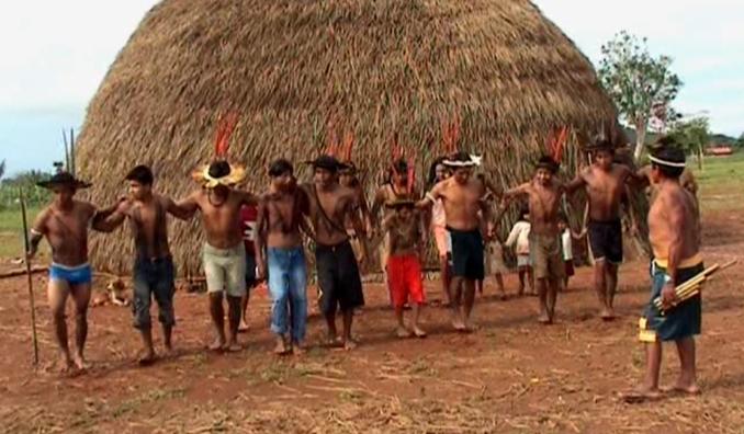 Foto extraída do vídeo Prêmio Culturas Indígenas