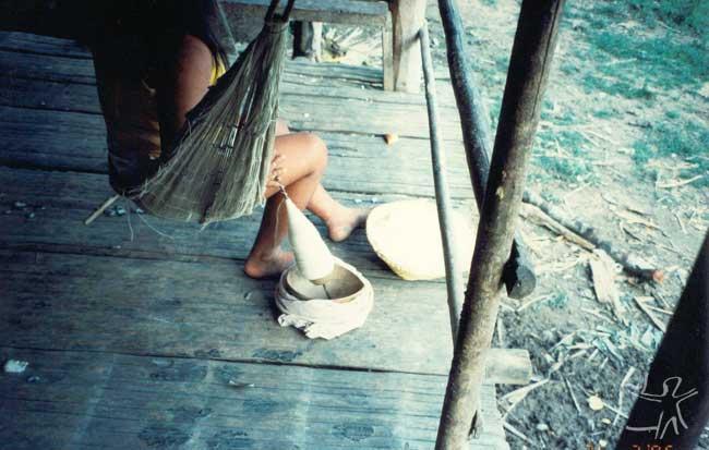 Foto: Domingos Silva, 1999.
