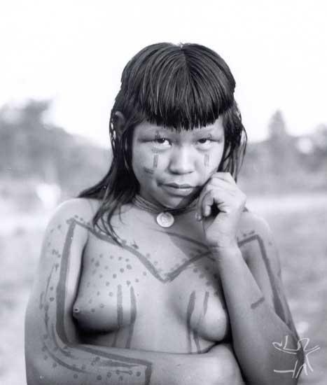 Foto: Curt Nimuendaju, 1964