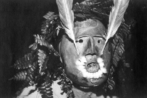as m  scaras dos matis  am  representam os esp  ritos mariwin  cujo