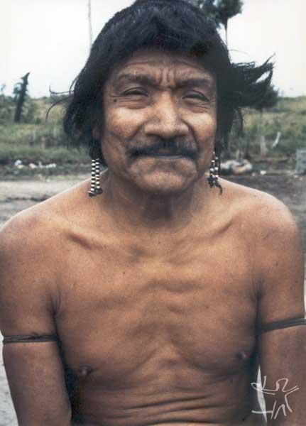 O Jupaú Payajub. Foto: Adrian Cowell, 1981