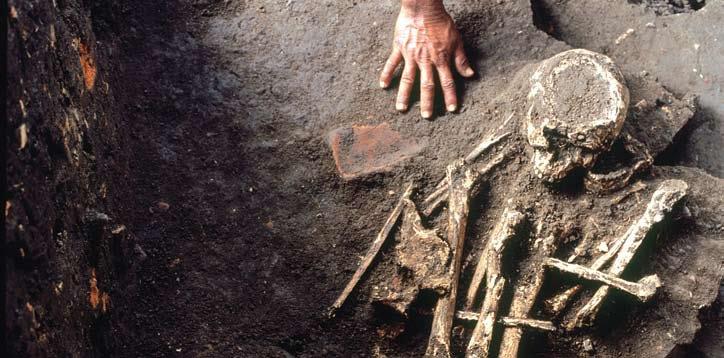 Detalhe de escavação. Fotos: Maurício de Paiva/Entorno