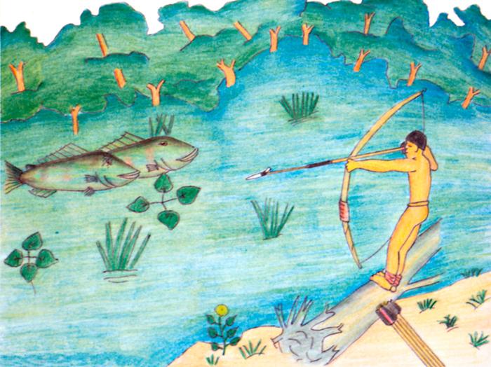 Source: Ecologia, Economia e Cultura (book 1). Instituto Socioambiental (ISA), Associação Terra Indígena do Xingu (ATIX), 2005.