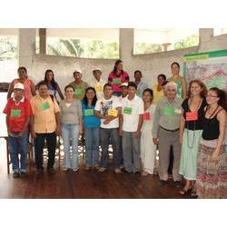 Formação do conselho deliberativo da RESEX do Rio Iriri do qual o ISA foi eleito para fazer parte em julho de 2007. 20070703  / © Marcelo Salazar/ISA