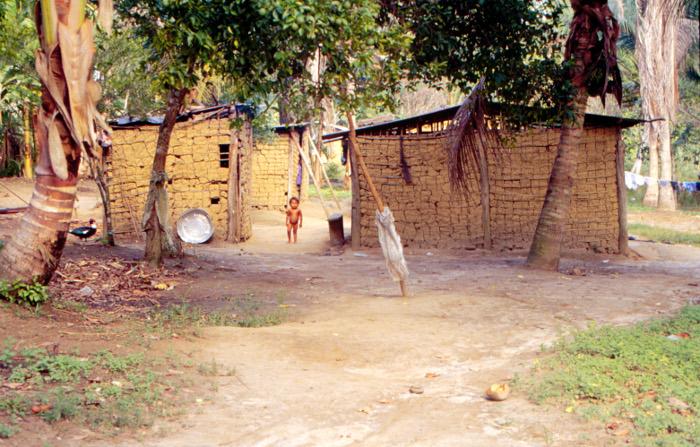 Um lugar em Sapucaeira. Foto: Susana Viegas, 1998.