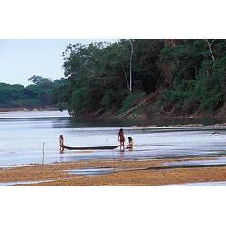 Parque Nacional do Araguaia (TO) - Rio Araguaia  / Araquém Alcântara - www.terrabrasilimagens.com.br