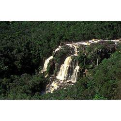 Cachoeira no Rio Pacaás Novos