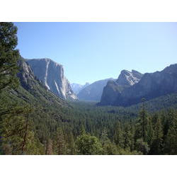 Parque Nacional Yosemite 2009  / Bruna Dell Agnolo