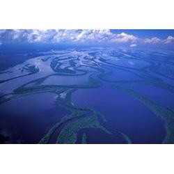 PARNA de Anavilhanas (AM) - Localizado próximo de Manaus, possui um grande apelo turístico, tendo passado por uma recategorização em 2008 o que contribui para a atividade na região. 1996  / ROBERTO LINSKER/www.terravirgem.com.br
