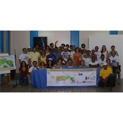 Participantes da oficina  / Thiago Mota Cardoso/IPÊ