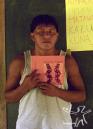 Awajatu Aweti. Foto: Camila Gauditano, 2002.