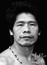 Papá Miri Poty (Carlos Guarani Fernandes). Foto: Bruno Schultze.