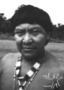 Davi Kopenawa Yanomami. Foto: Milton Guran.