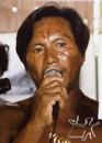 Luiz Gomes Lana. Foto: Beto Ricardo/ISA, 1995.