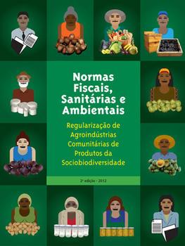 2ª edição do Caderno de Normas Fiscais, Sanitárias e Ambientais